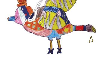 Lapuan taidekoulun logo
